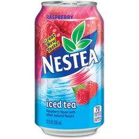 Nestlé Nestea Raspberry Iced Tea Can - Raspberry - 12 Fl Oz - Can - 24/carton - Brown (nle-444307)