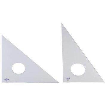 Alvin 130C-24 Triangle Professional 30-60 24 Inch