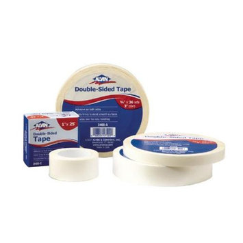Alvin & Company Alvin 2400-B Double-sided Tape 1in X36yds