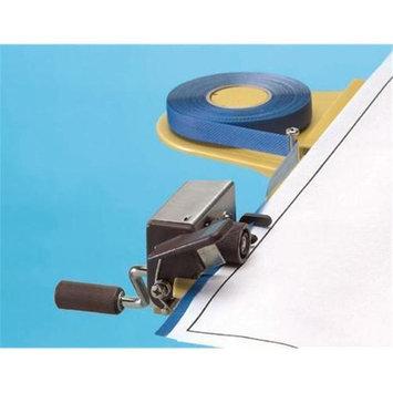 Alvin & Company Alvin 121BL Threaded Edging Tape-blue