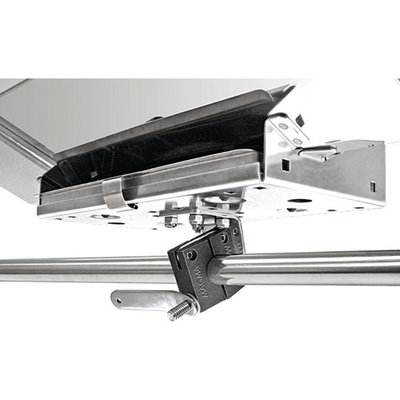 Magma Products Magma Grill Single Horizontal Mounts For Round Rail 7/8