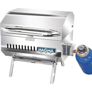Magma Products Magma Connoisseur Series Trailmate Gas Grill