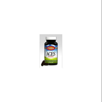 Carlson Laboratories ACES, Antioxidant Formula, 360 softgels, Carlson Labs