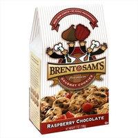 Brent & Sams Cookie Rspbry Choc Chip 7 OZ -Pack Of 6
