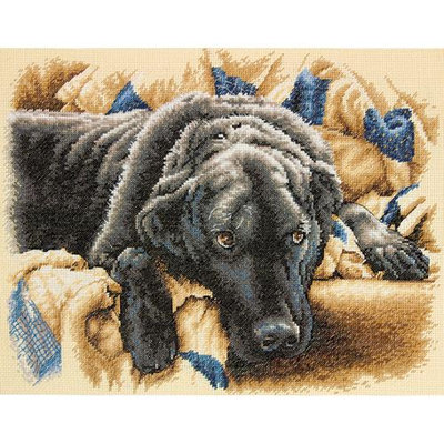 Dimensions Guilty Pleasures Counted Cross Stitch Kit-14