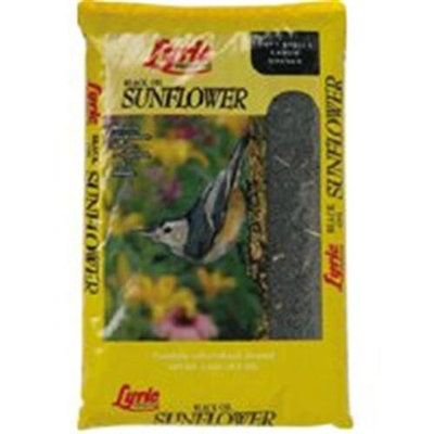 Lebanon Seaboard Seed Lyric 5 Pound Black Oil Sunflower Seed 2647279 by Lebanon Seaboard