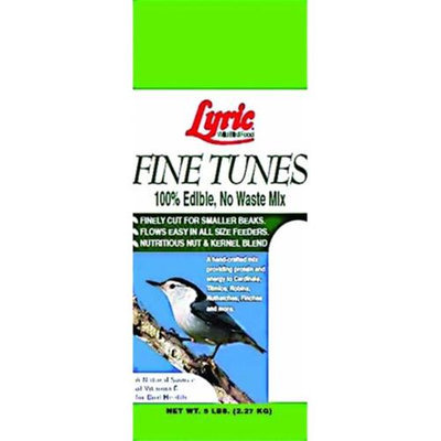 Lyric Fine Tunes Wild Bird Food 5 Pound