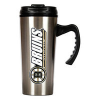 Pittsburgh Penguins 16 oz. Stainless Steel Travel Mug