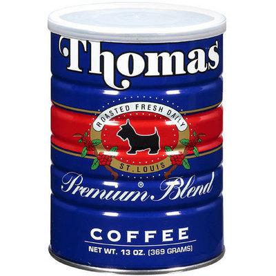Thomas Coffee Thomas Ground Coffee, 13 oz