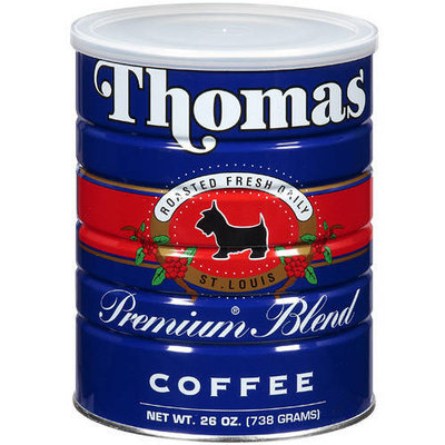 Thomas Coffee Thomas Ground Coffee, 26 oz