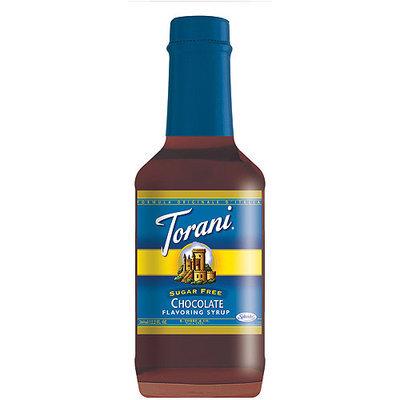Torani Sugar Free Chocolate Flavoring Syrup, 12.2 fl oz