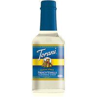 Torani Sugar Free French Vanilla Flavoring Syrup, 12.2 fl oz