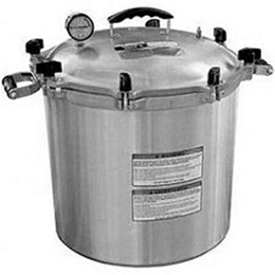 Wisconsin ALL-AMERICAN 921 21.5 Qt. Pressure Cooker/Canner