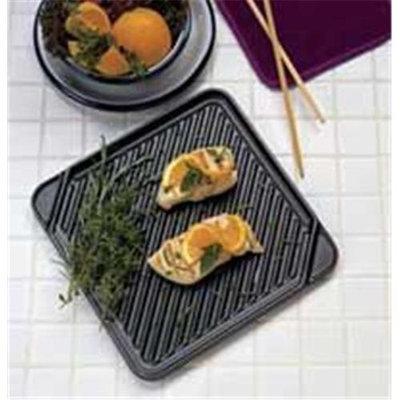 Wisconsin Chef's Design Single Burner Reversible Non-Stick Grill/Griddle