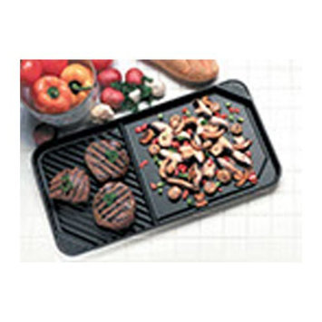 Chefs Design Chef's Design Side By Side Griddle/Grill with Excalibur
