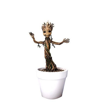 Dragon Action Heroes Marvel Guardians of the Galaxy Baby Groot 7 Inch Vignette