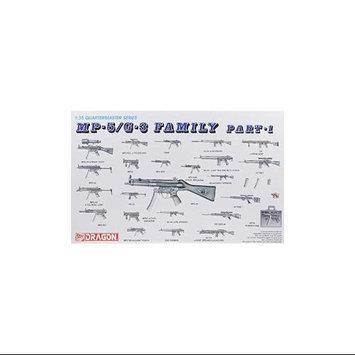 Dragon Models Usa 3803 1/35 MP-5/G-3 Family