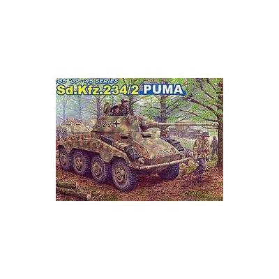 Dragon Models Usa 6256 1/35 Sd. Kfz.234/2 Puma