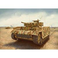 Dragon Models Usa 6570 1/35 Pz. Bef. Wg. III Ausf.J w/Schurzen