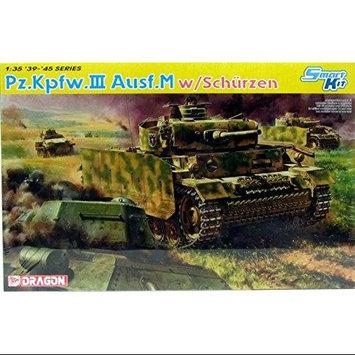 DML6604 1:35 Dragon Pz. Kpfw. III Ausf.M w/Schurzen [MODEL BUI DMLS6604 DRAGON MODELS USA, INC