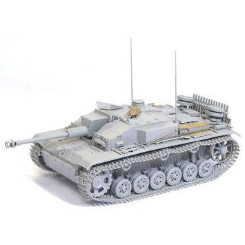 1/35 StuG. III Ausf.F/8 Late Production w/Winter Track ~ Smart Kit DMLS6644 Dragon Models USA