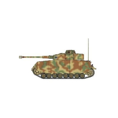 Dragon Models Usa 7497 1/72 Pz. Kpfw. IV Ausf.H