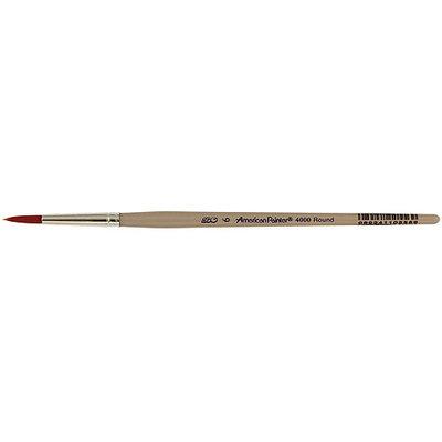 American Painter Round Brush-Size 8