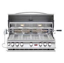 Cal Flame 5-Burner Built-In Convection Grill with Rotisserie