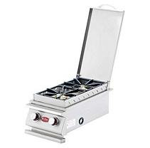 Lloyds Material Supply Co Cal Flame Deluxe Double Side Burner
