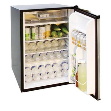 Lloyds Material Supply Co Cal Flame Stainless Steel Refrigerator