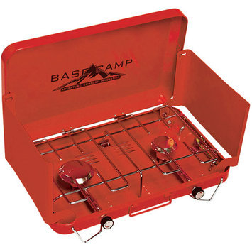 BaseCamp™ 2-burner Camp Stove