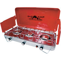 Basecamp Deluxe Three Burner Outdoor Stove