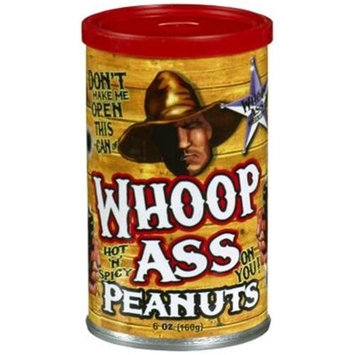 Ass Kickin Whoop Ass Hot n Spicy Peanuts