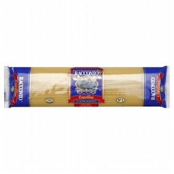 Racconto Capellini Angel Hair Pasta 16 Oz Pack Of 20