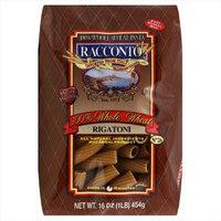 Racconto Whole Wheat Rigatoni Pasta, 16 Oz, Pack Of 12
