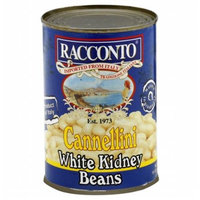 KeHe Distributors 85918 RACCONTO BEAN CANNELLINI - Pack of 6 - 14 OZ