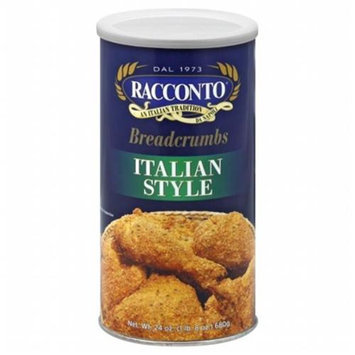KeHe Distributors 88340 RACCONTO BREADCRUMB ITAL STYLE - Case of 12 - 24 OZ