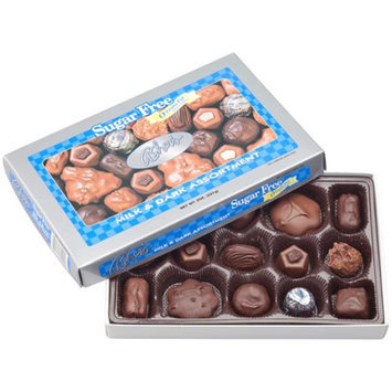 Ashers Asher's Sugar Free Assorted Chocolate-8oz.