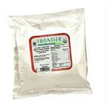 Frontier Natural Products Black Cocoa Powder Organic - 16 oz