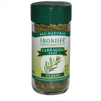 Frontier Natural Products - Tarragon Leaf Flakes - 0.39 oz.