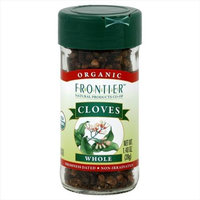 Frontier Natural Products - Cloves Whole Organic - 1.4 oz.