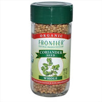 Frontier Natural Products - Coriander Seed Whole Organic - 1.31 oz.