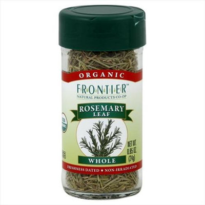 Frontier Natural Products - Rosemary Leaf Whole Organic - 0.85 oz.