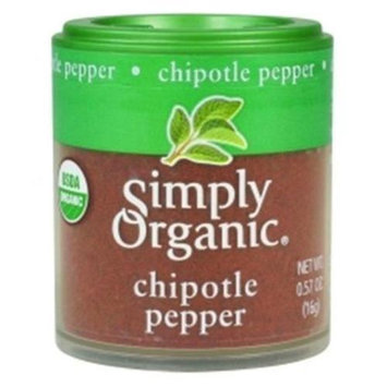 Simply Organic - Chipotle Pepper Ground - 0.57 oz.