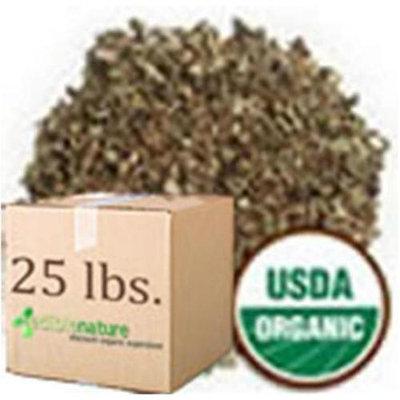 Frontier Bulk Basil Leaf Cut Sifted ORGANIC 25 lb. box B600355