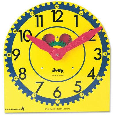 CARSON-DELLOSA PUBLISHING Judy Clock, Original, Multiple Colors