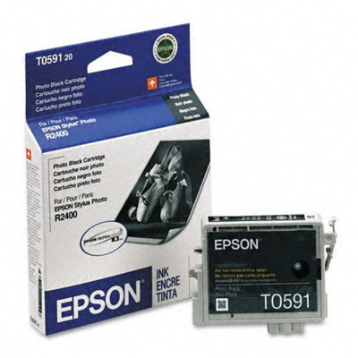 Epson EPSON T059120 UltraChrome K3 Ink Cartridge Photo Black