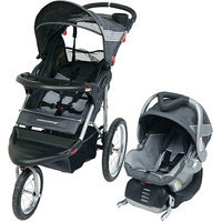 Baby Trend Expedition Jogger Jogging Stroller & Seat Travel System, Mist