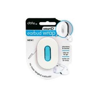 Paris Business Products WID36M Dotz WrapID Earbud Wrap 2.25in Asst