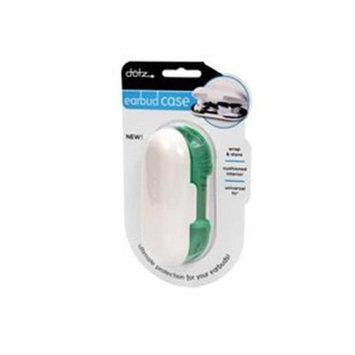Paris Business Products EBC38M Dotz Earbud Case 4.25in Asst